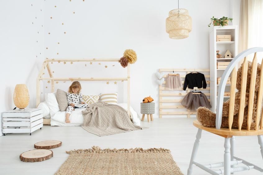 Letto Ikea A Baldacchino.Guida Alla Cameretta Dei Bambini La Scelta Del Letto