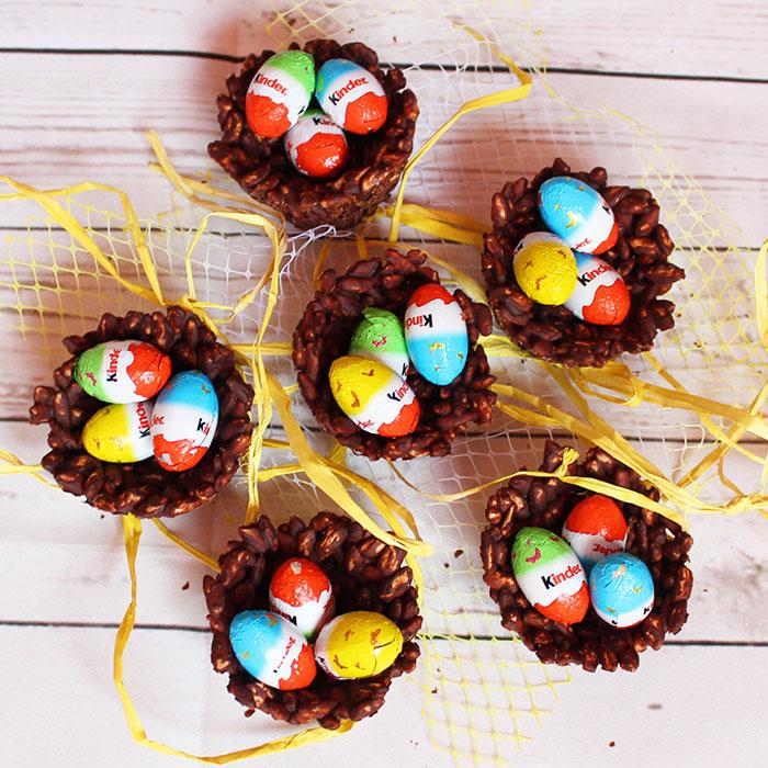 Cestini Cioccolato Pasqua