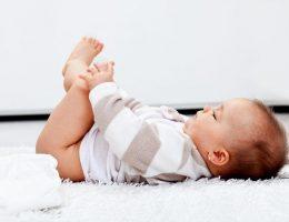 come togliere pannolino a bambino