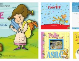 Libri per inserimento a scuola e asilo