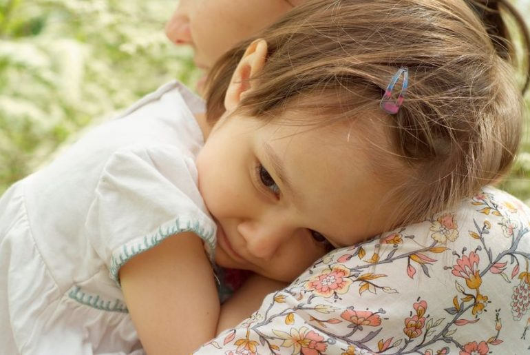timidezza nei bambini come aiutarli