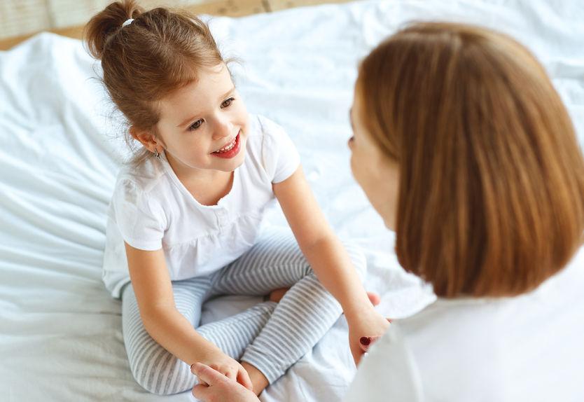 bugie bambini come reagire
