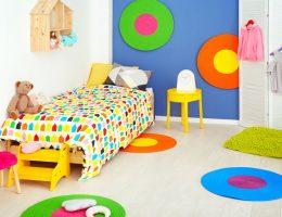 colori cameretta bambini