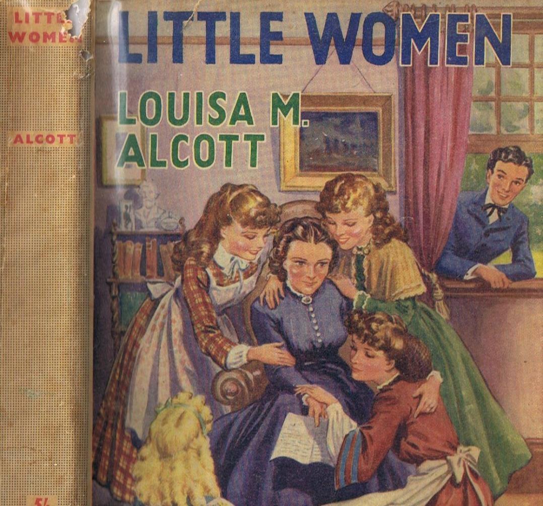 Risultati immagini per piccole donne libro