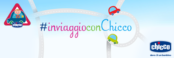 Sicurezza in auto by Chicco