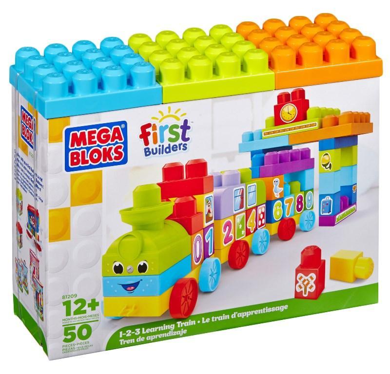 Trenino Mega Bloks