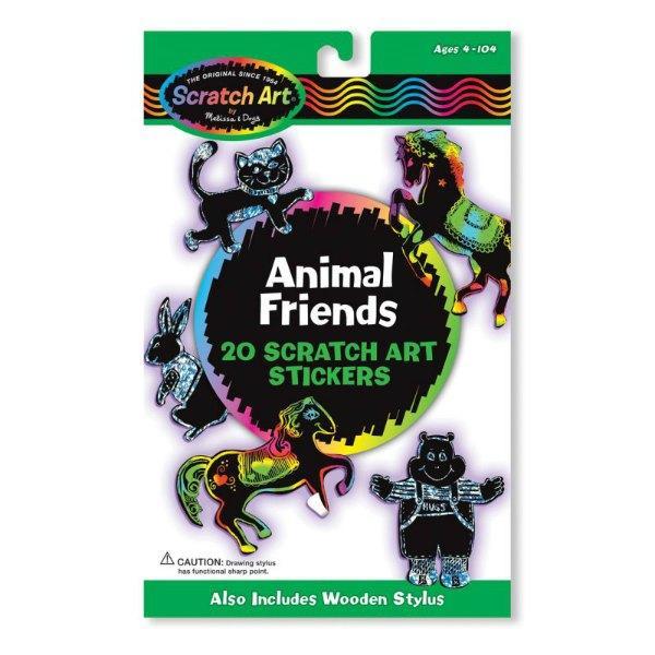 Scratch Animals