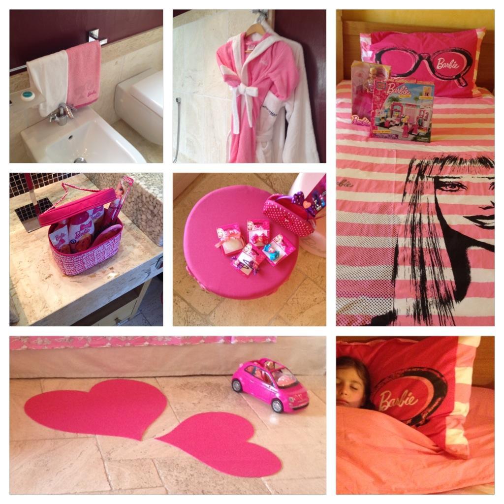 barbie-stanza