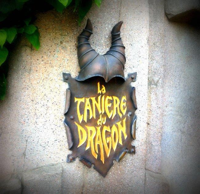 Disneyland Paris: la tana del Drago