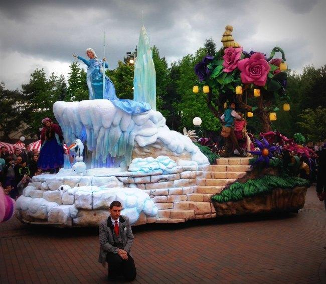 Disneyland Paris: la Parata