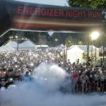 Energizer NightRun for Unicef
