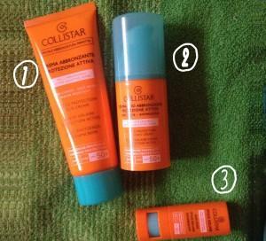 prodotti per prendere il sole in gravidanza