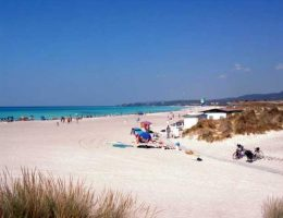 spiagge bianche toscana