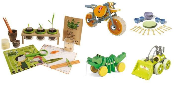 Letti Ecologici Per Bambini.Giochi 100 Ecologici Per Bambini