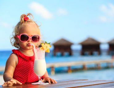 cose indispensabili per andare al mare con bambini