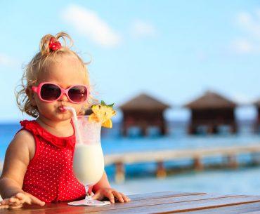 10 cose indispensabili per andare al mare con i bambini