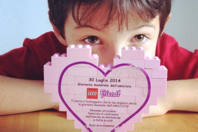 Lego Friends Giornata mondiale dell'amicizia