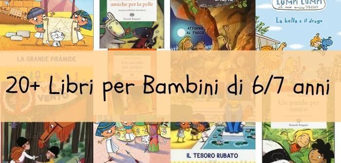 20 libri per bambini di 6 e 7 anni for Cucinare per bambini 7 anni