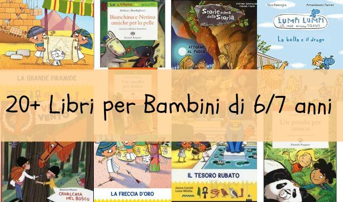 20 libri per bambini di 6 e 7 anni for Elenco libri da leggere assolutamente