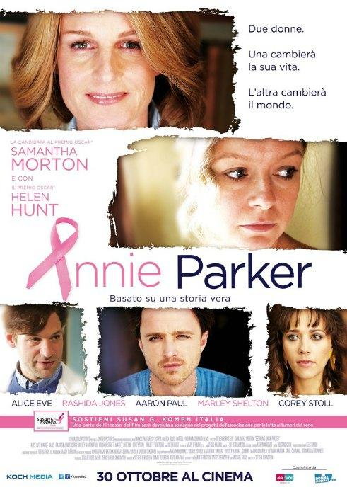 tumore-seno-annie parker-locandina