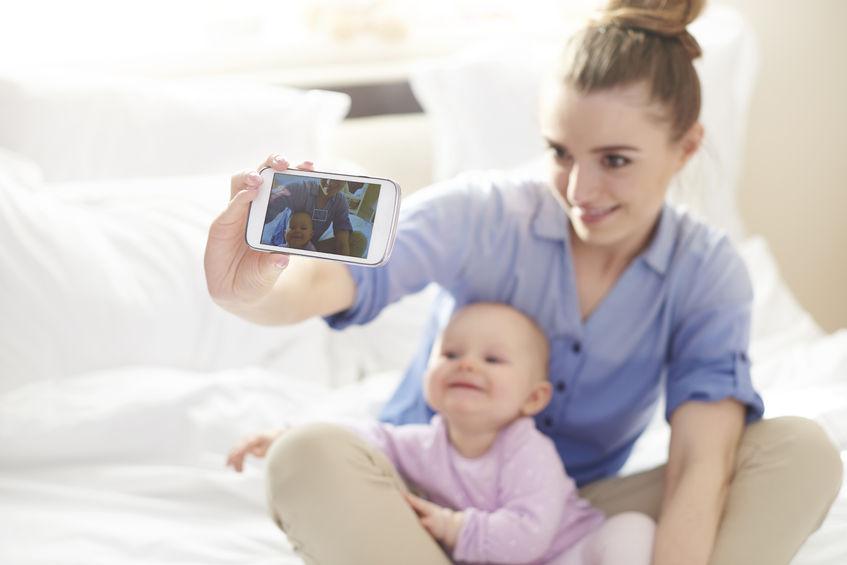 bambini foto online privacy