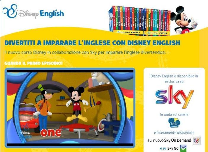 inglese-disney-english