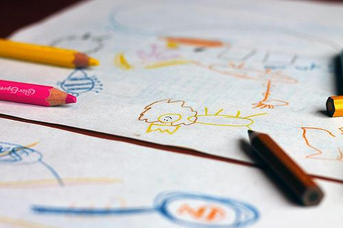 cambiamenti-bambini-quattro-anni-disegno