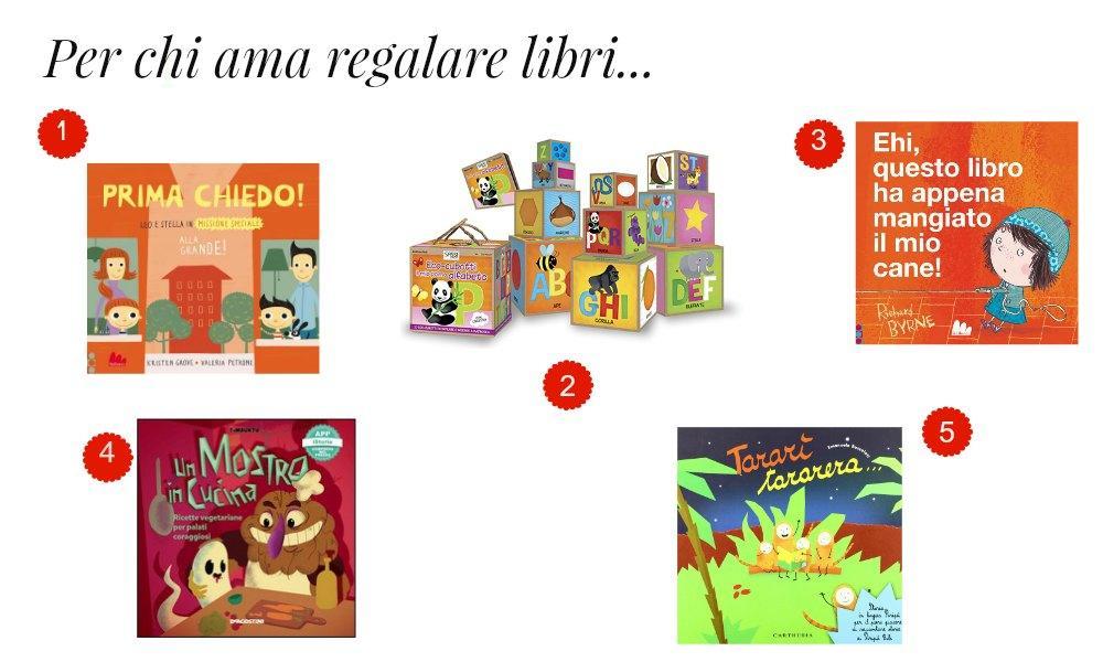 Natale idee regalo libri mammeacrobate for Libri regalo