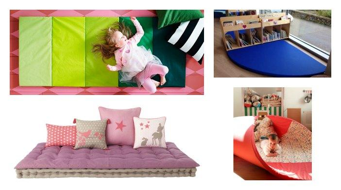 Angolo morbido per gioco e relax i tappeti per bambini - Tappeti ikea bambini ...