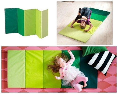 Angolo morbido per gioco e relax i tappeti per bambini - Ikea tappeto bambini ...