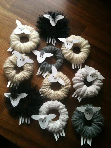 Pecore pasquali