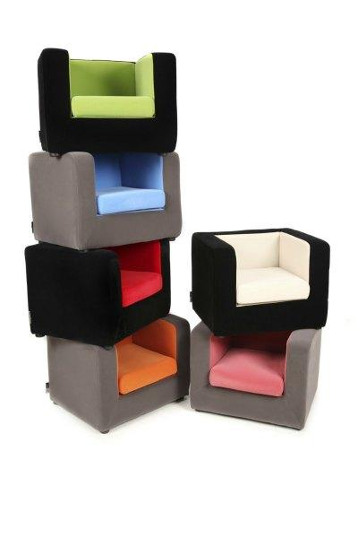 Poltrone e divani per bambini: idee e soluzioni salvaspazio