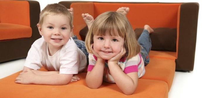 Poltrone e divani per bambini idee e soluzioni salvaspazio - Poltrone letto per bambini ...
