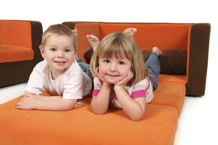 Poltroncine E Divanetti Per Bambini.Poltrone E Divani Per Bambini Idee E Soluzioni Salvaspazio