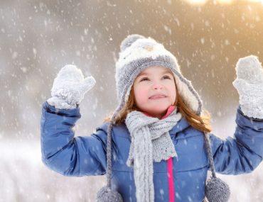 Bambini inverno moda