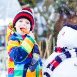 Attività bambini inverno
