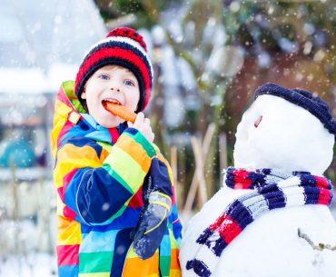 20 attività da fare con i bambini in inverno