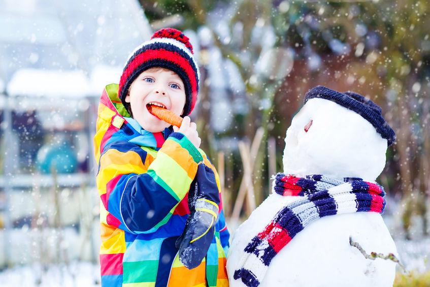20+ attività da fare con i bambini in inverno