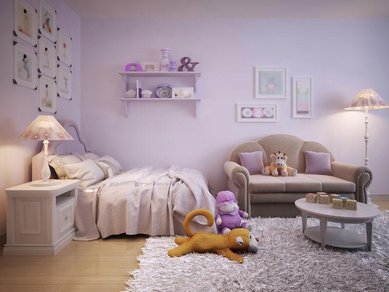 L illuminazione ideale per la cameretta del tuo bambino