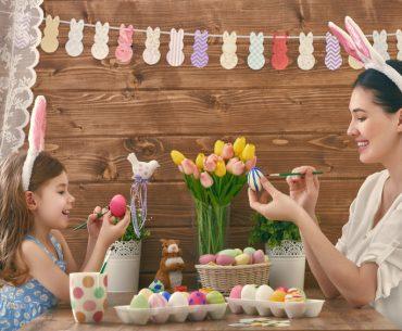 Uova di Pasqua decorate: ecco come si fanno!