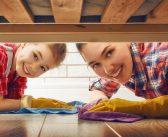 Pulizie di casa: come organizzarsi?