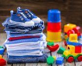 Come riciclare con facilità vestiti e accessori prima infanzia?