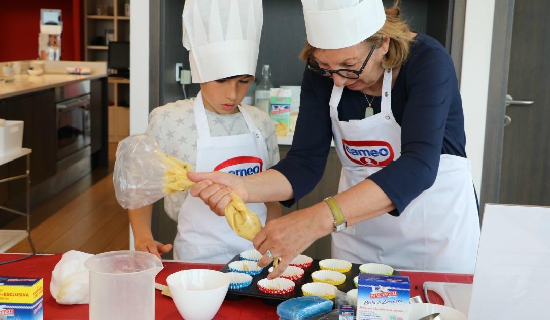 In cucina con mio nipote: il piacere di cucinare con chi ami ...