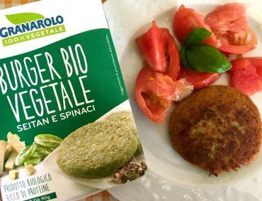 Granarolo Burger vegetale