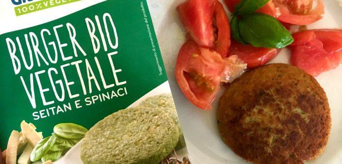 Burger Bio Granarolo 100% Vegetale: una cena bio rapida e gustosa per tutta la famiglia