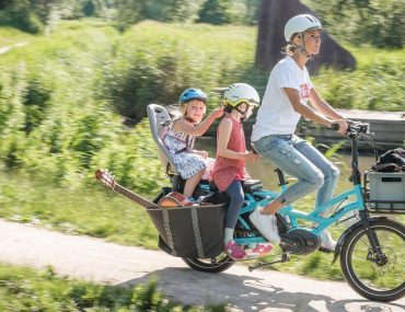 Bicicletta TERN family friendly novità Cosmobike