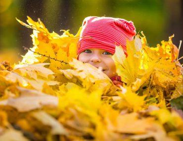cose da fare in autunno con bambini