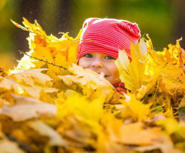 30 attività da fare con i bambini in autunno