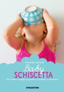 baby schiscetta copertina libro svezzamento ricette
