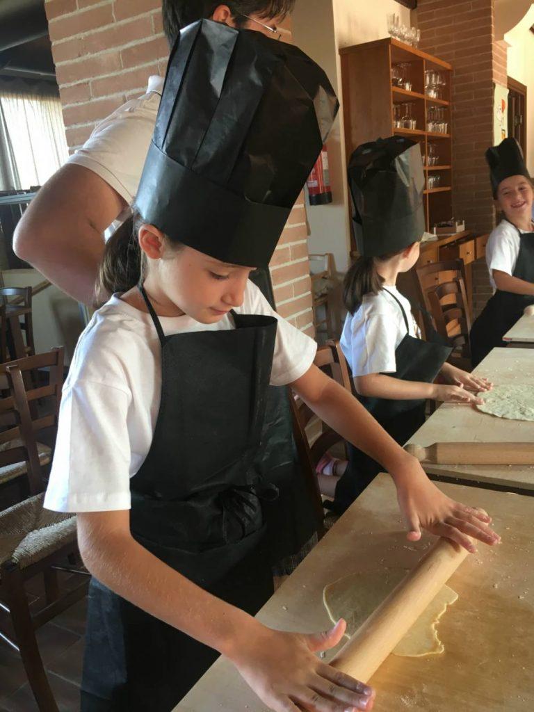 imparare a fare la piadina romagnola